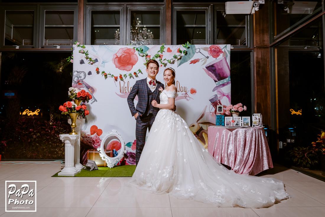 PAPA-PHOTO,婚攝,婚宴,晶麒莊園婚宴,晶麒莊園婚攝,晶麒莊園,中壢晶麒,類婚紗