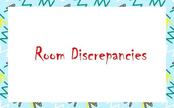 Room Discrepancies di Hotel - Penjelasan dan Contohnya