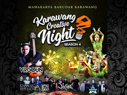 Karawang Creative Night 2018