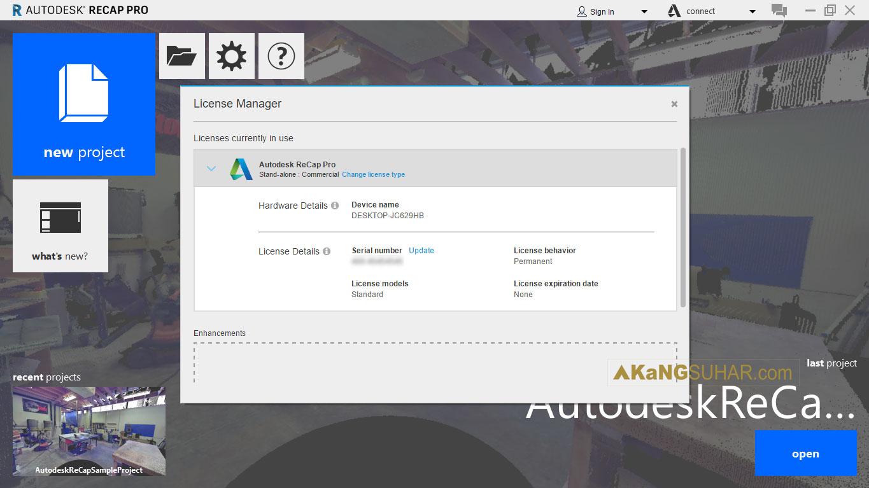 Download Autodesk ReCap 360 Pro 2018 R1 Full Terbaru Version Tebaru