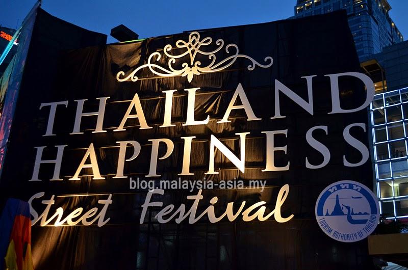 Happiness Festival Bangkok Thailand