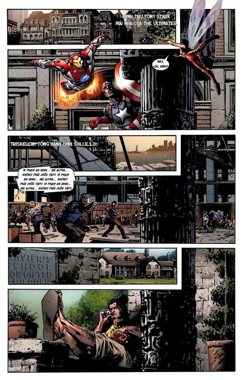 Ultimate Origin chap 3 trang 6