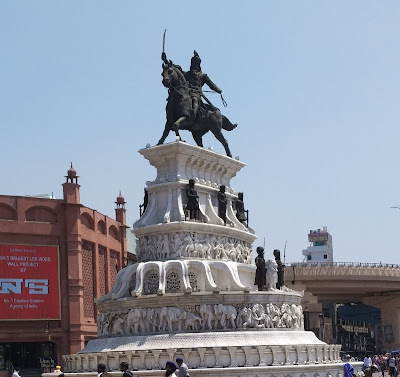 Amritsar City near Golden Temple