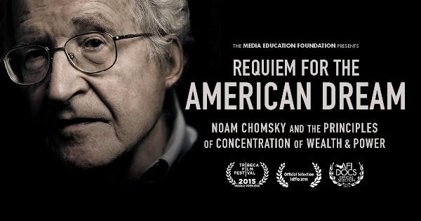 Noam Chomsky | Requiem For The American Dream (subtitulada en español)