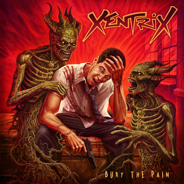 Xentrix - Bury The Pain