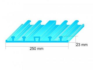 Băng cản nước pvc waterstop kc 250 - Chống thấm mạch ngừng 1Bang-can-nuoc-PVC-KC-250-510x383