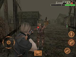 Download Game Resident Evil 4 Mod Apk