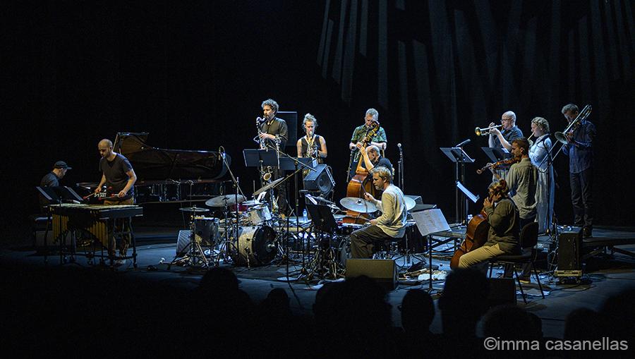 El grup escandinau Atomic amb la Trondheim Jazz Orchestra, Kursaal, 26/7/2019