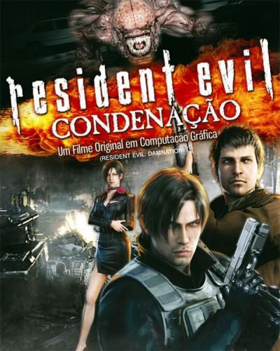 Resident Evil: Condenação - HD 720p