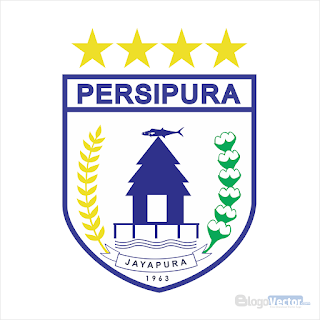 Persipura Jayapura Logo vector (.cdr) Free Download