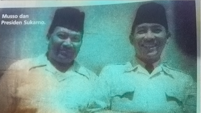Kala Muso Hina Soekarno dan PKI Sebut Kemerdekaan Indonesia Sebagai 'Revolusi yang Gagal'