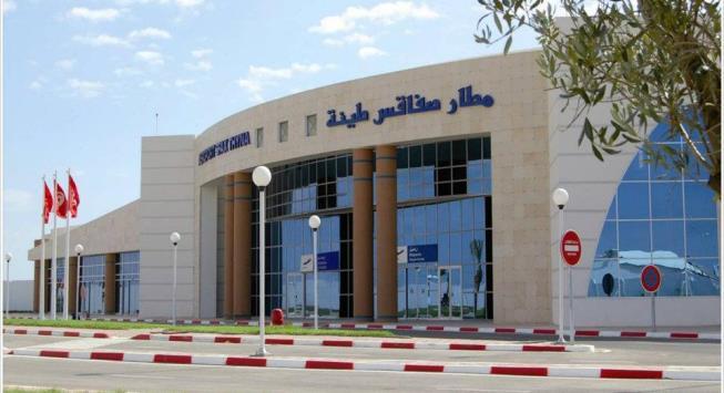 مطار صفاقس طينة الدولي Sfax–Thyna International Airport