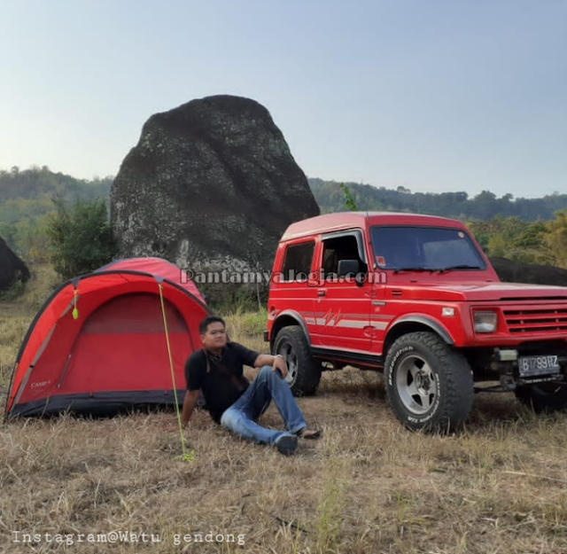 jeep watu gendong