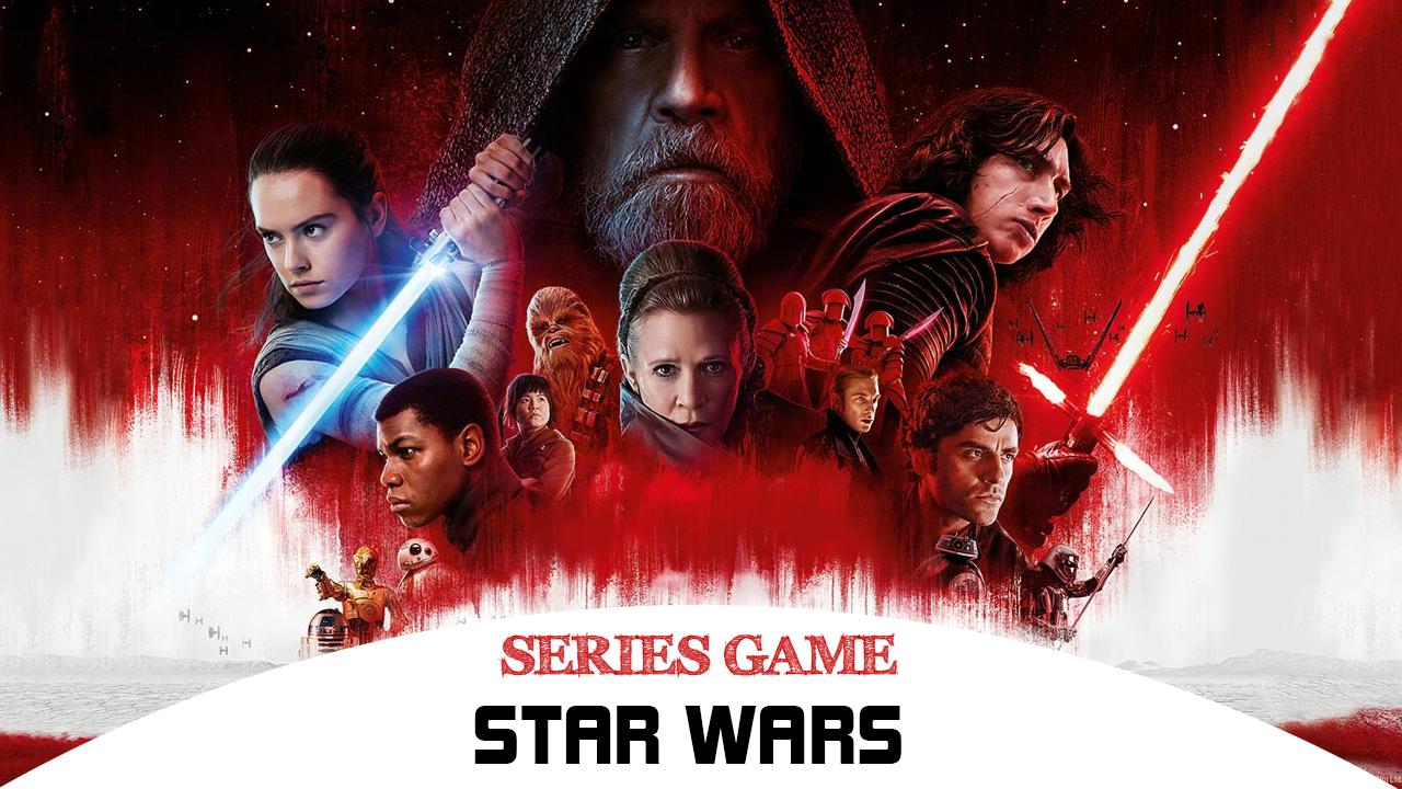 Danh sách Series Game Star Wars bao gồm đầy đủ các phiên bản được phát hành trên máy tính