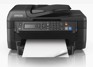Epson WF-2750DWF Driver