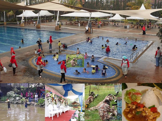Pandiga Educreation Sport, Kawasan Wisata Terpadu Terlengkap di Cimahi