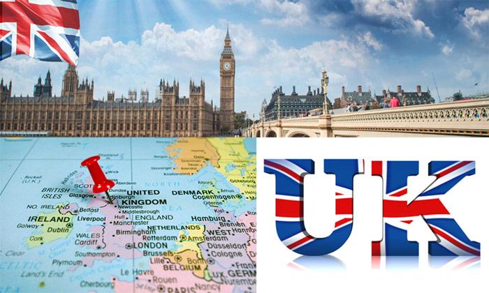 UK EXPORT, UK IMPORT