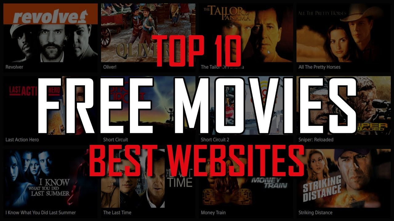 Best 10 Sites To Watch Free Movies