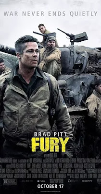 film perang terbaik fury