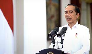 Presiden Jokowi Perintahkan Daerah Percepat Vaksin Masal
