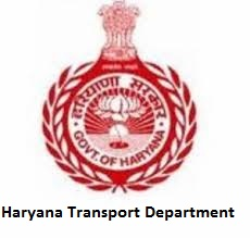 Haryana Transport Department Recruitment 2015