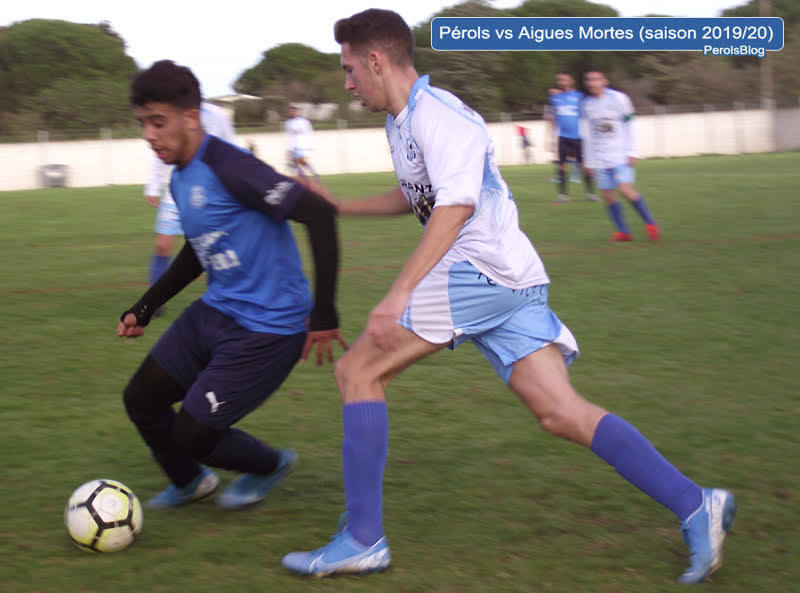 Es Pérols vs Aigues-Mortes
