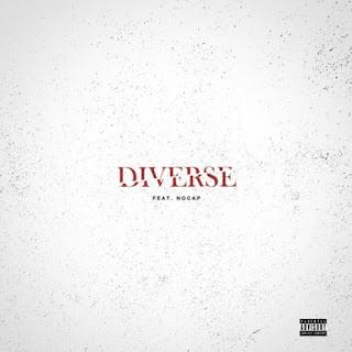 LBS Kee'vin Ft. NoCap - Diverse (Audio)