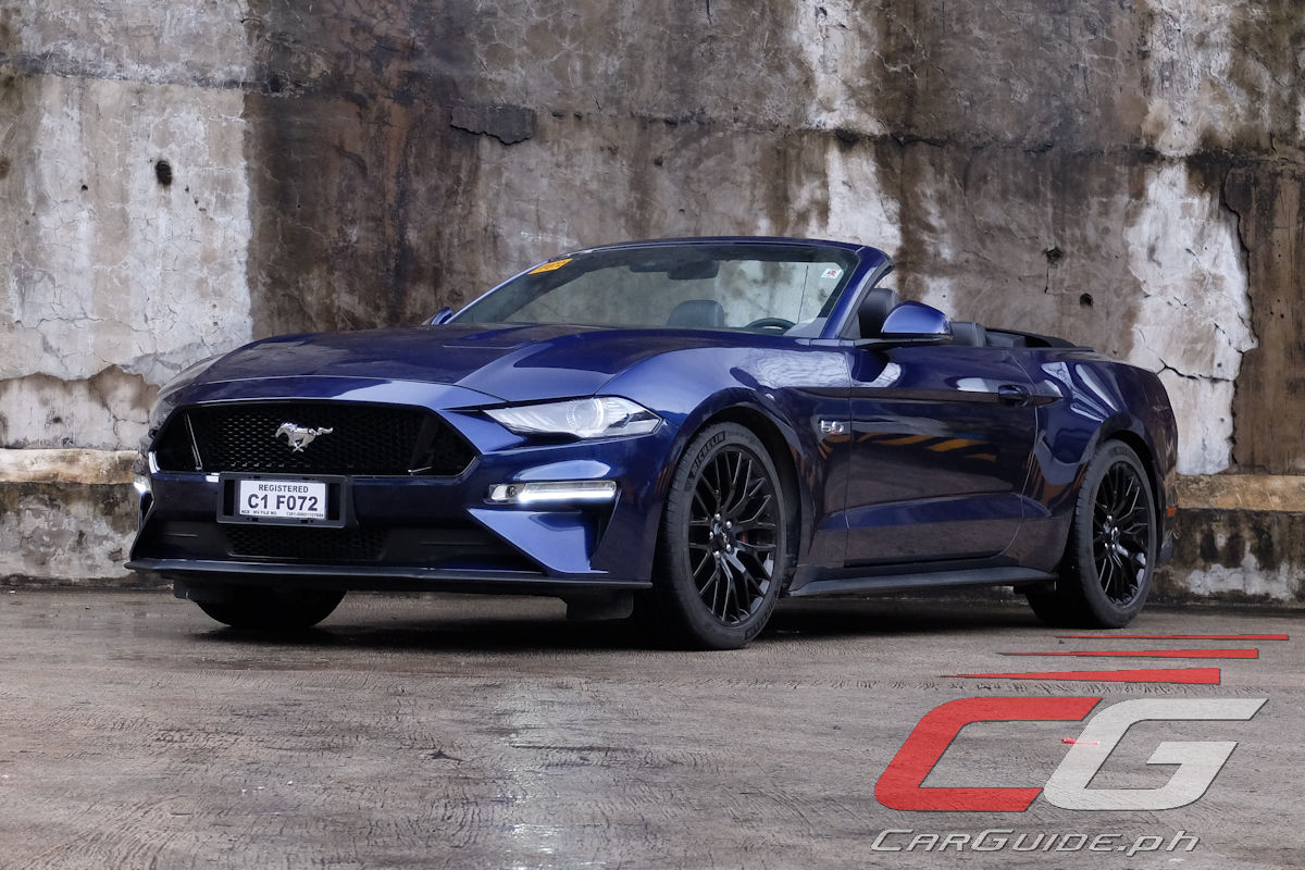 review 2018 ford mustang 5 0 v8 gt convertible. Black Bedroom Furniture Sets. Home Design Ideas