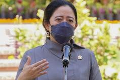 Tinjau Pameran IKM, Puan Harap Ekonomi Bali Segera Pulih