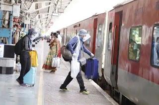 सोमवार को 200 स्पेशल ट्रेनों में 1.45 लाख से अधिक यात्री करेंगे सफर, आरोग्य सेतु ऐप को करना होगा डाउनलोड
