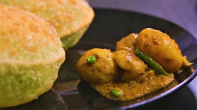 Dum Aloo Recipe | Bengali Special Niramish Aloo Dum
