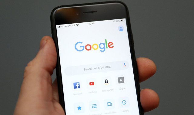 Google designs its mobile search