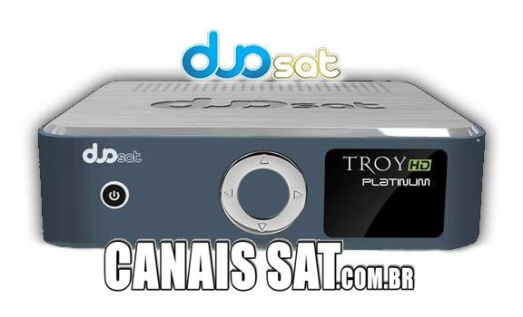 Duosat Troy HD Platinum Atualização V1.1.4 - 11/06/2021