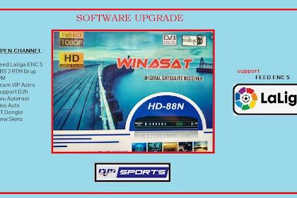 Software Winasat HD 88N - Support RTM HD Grup - New Skin