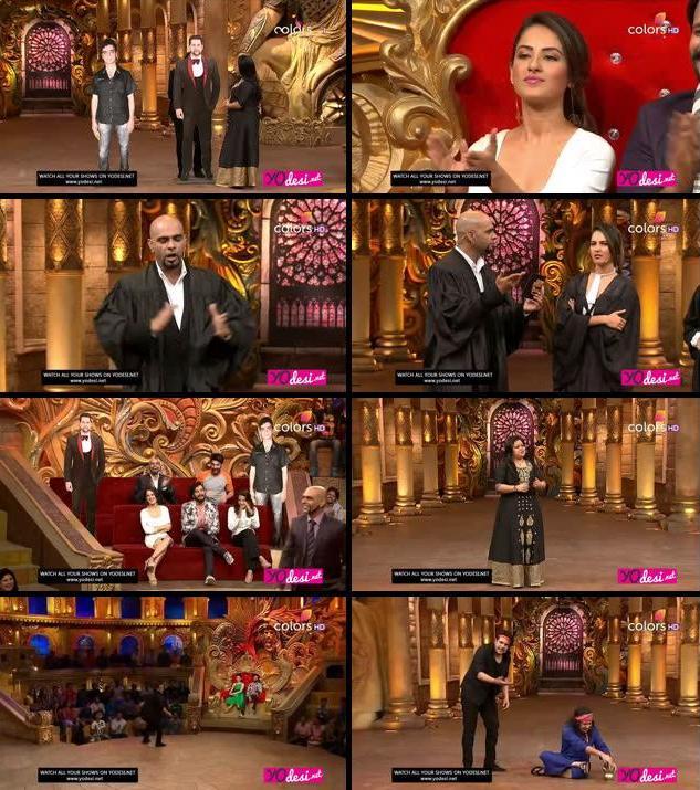 Comedy Nights Bachao 16 July 2016 HDTV 480p