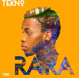 VIDEO Tekno - rara