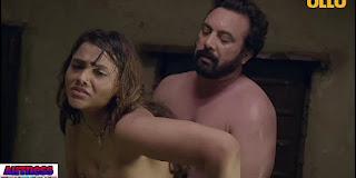 Jinnie Jaaz, Shreya Tyagi sexy scene - Charmsukh Ep 21 (2021) HD 720p