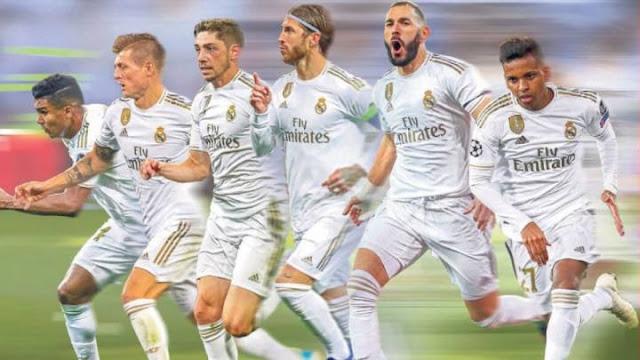 رسالة لاعبي ريال مدريد للجماهير بخصوص كورونا