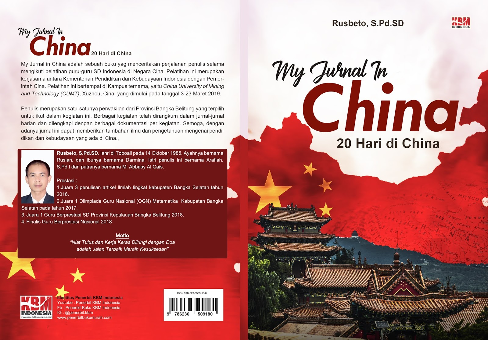 MY JURNAL IN CHINA