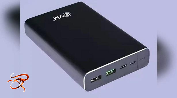 The country's first laptop power bank in the Indian market