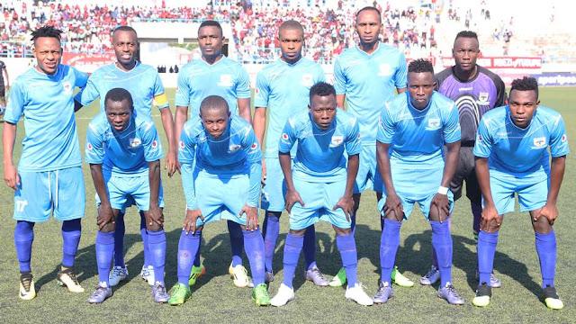 Mwadui FC yaipiga Mbao FC 1- 0
