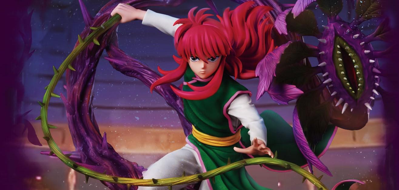 Kurama Yu Yu Hakusho