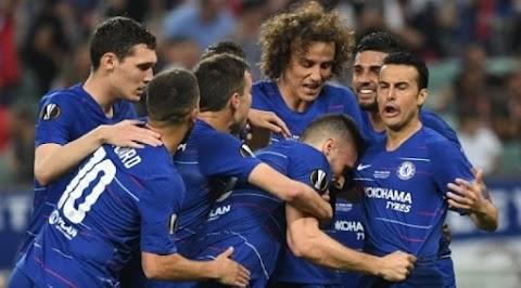 Európa-liga: másodszor is a Chelsea nyerte a trófeát (videó)