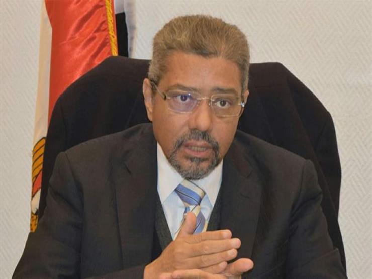 إبراهيم العربي رئيس اتحاد الغرف التجارية