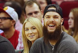 Dallas With His Girlfriend Mackenzie