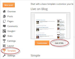 Cara Menambahkan Widget Related Posts Untuk Blogger Dengan Thumbnail