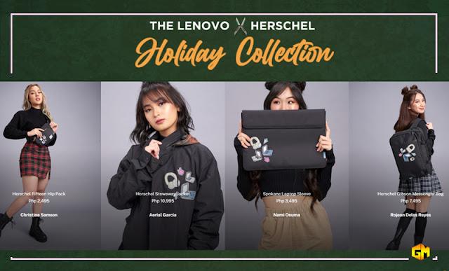 Lenovo Hershel Collection Gizmo Manila