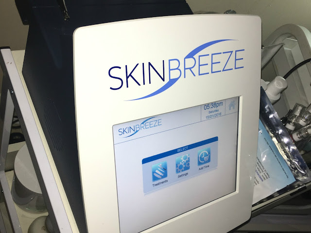 Skinbreeze Skin Rejuvenation facial