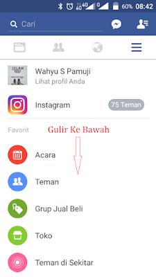 Hapus Facebook