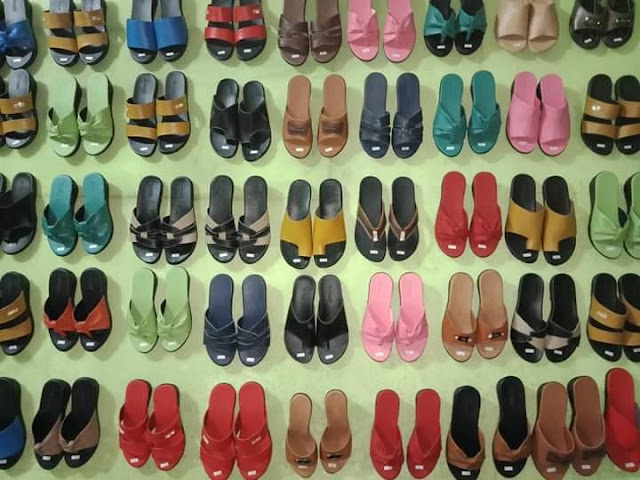 sandal kandangwesi